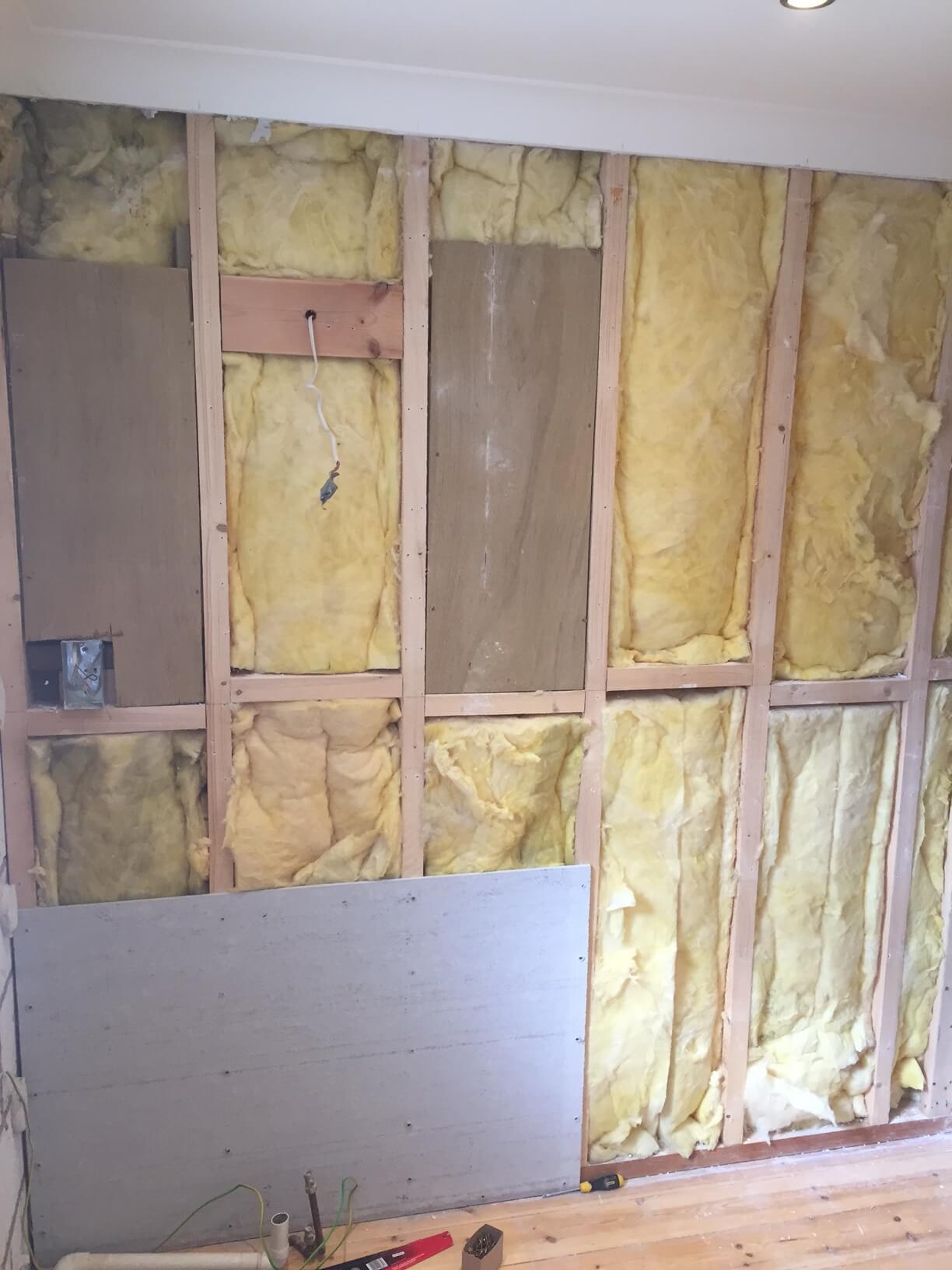 First Tile Backer Board