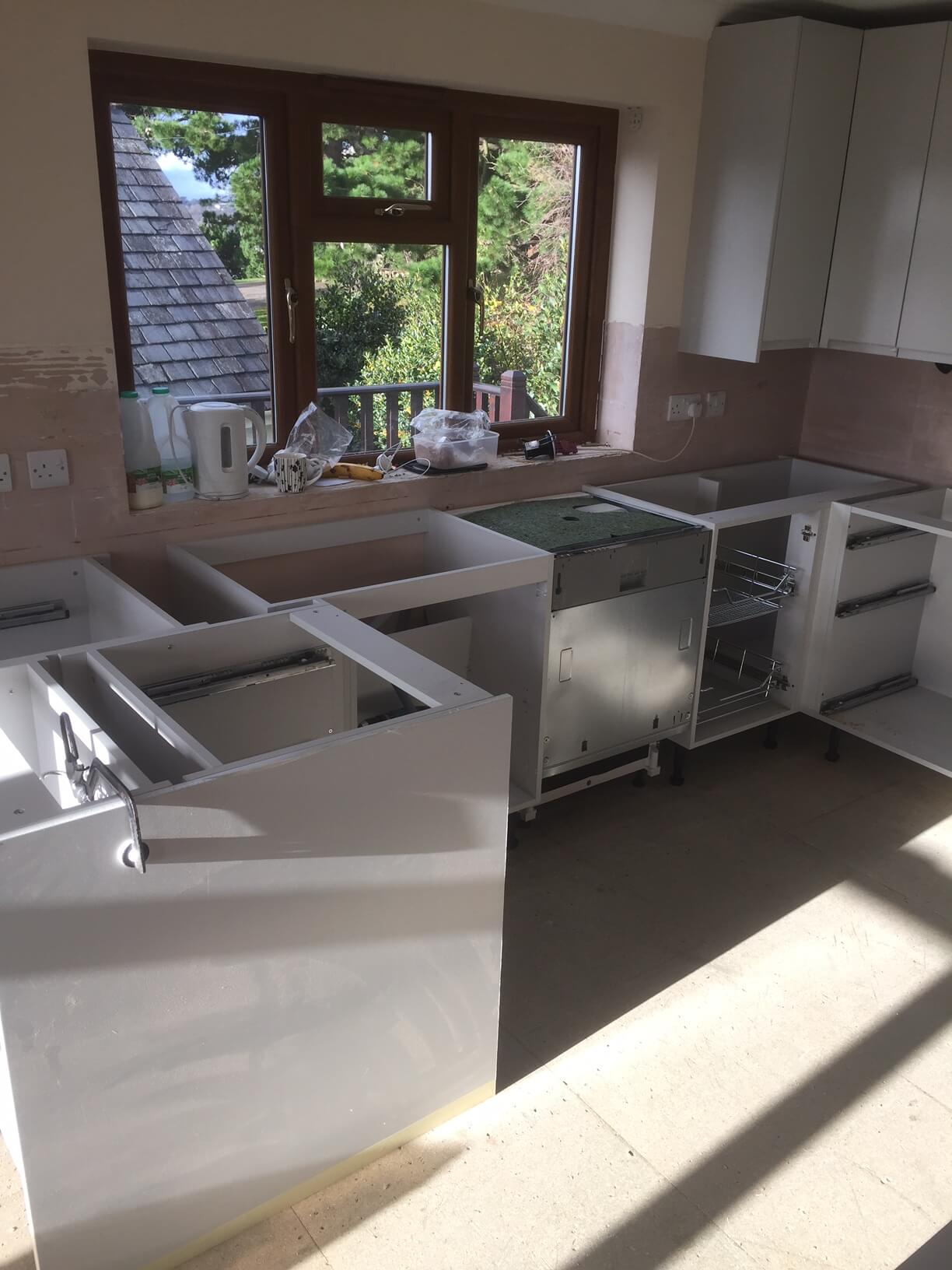 Island Units In Place