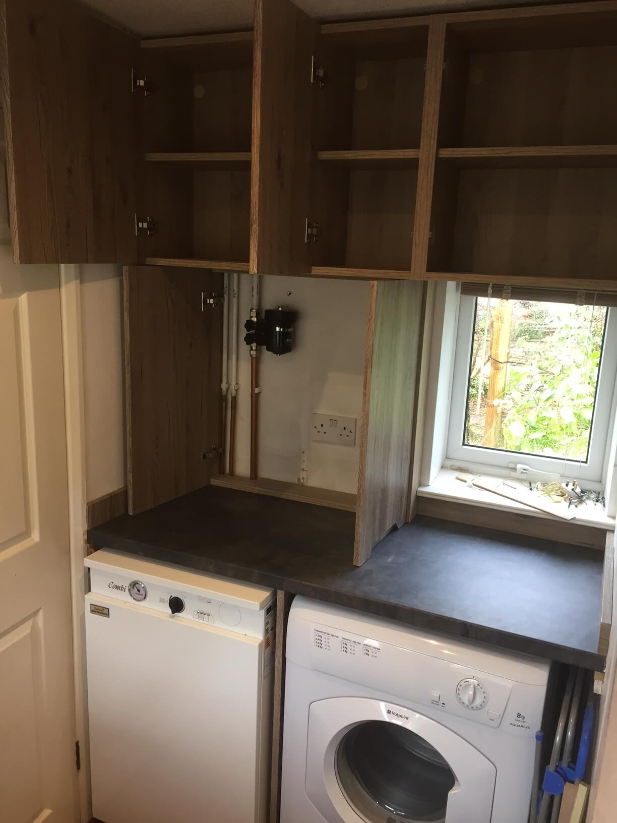 Units and boxing fitted2