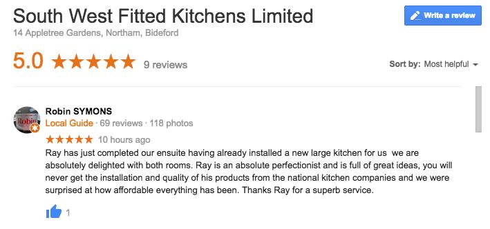 Symons Kitchen review