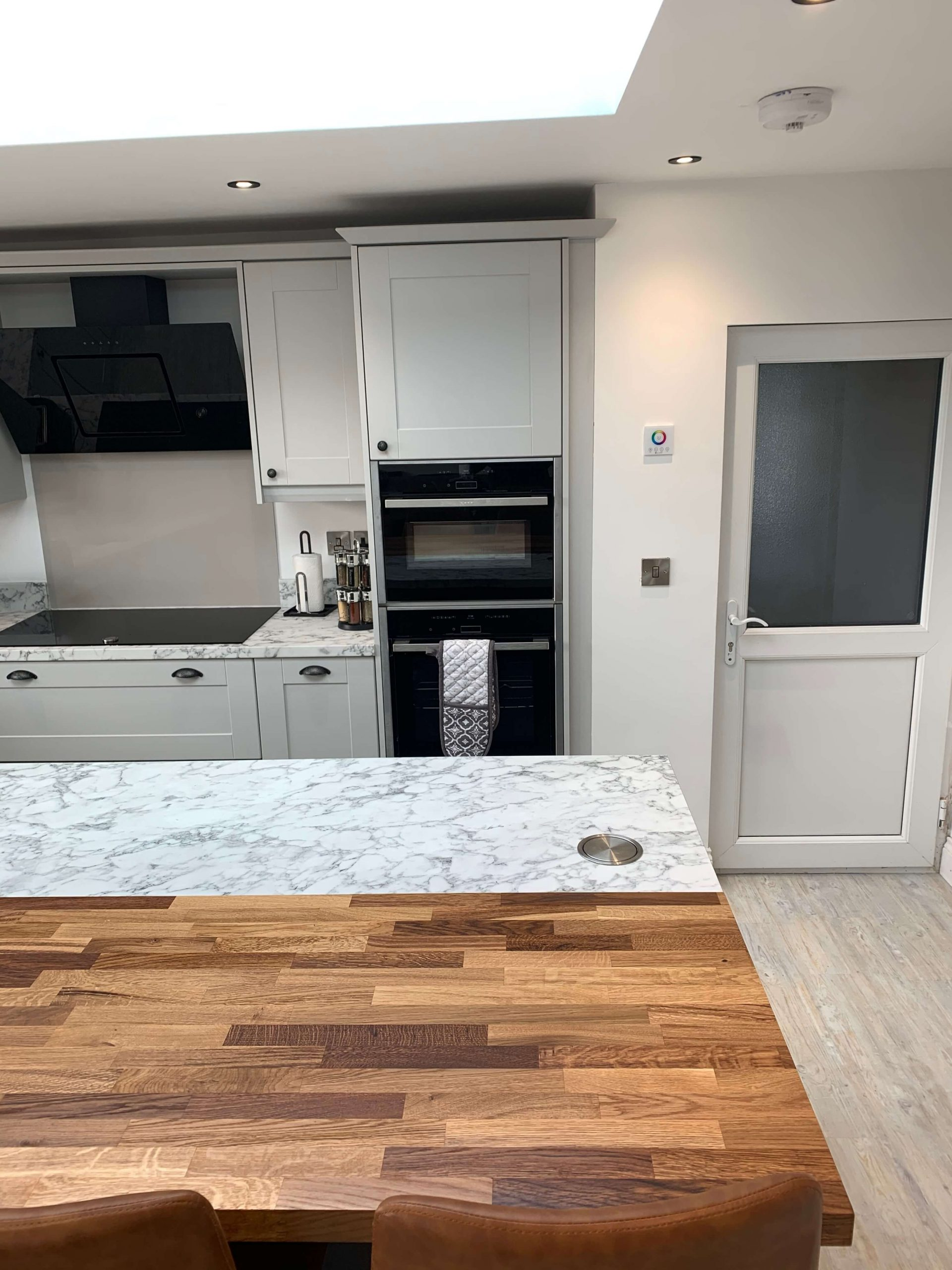 Oven and Microwave Housing