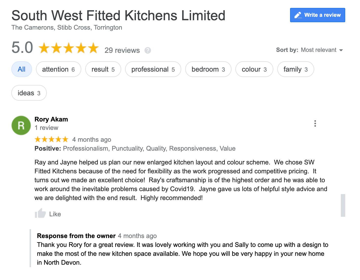 Akam Kitchen Review